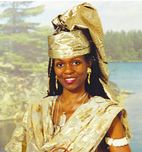 Queen Afua